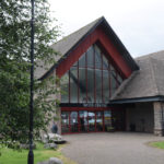The Nevis Centre in Fort William needs funding for urgent repairs. F04 Nevis Centre02 IF