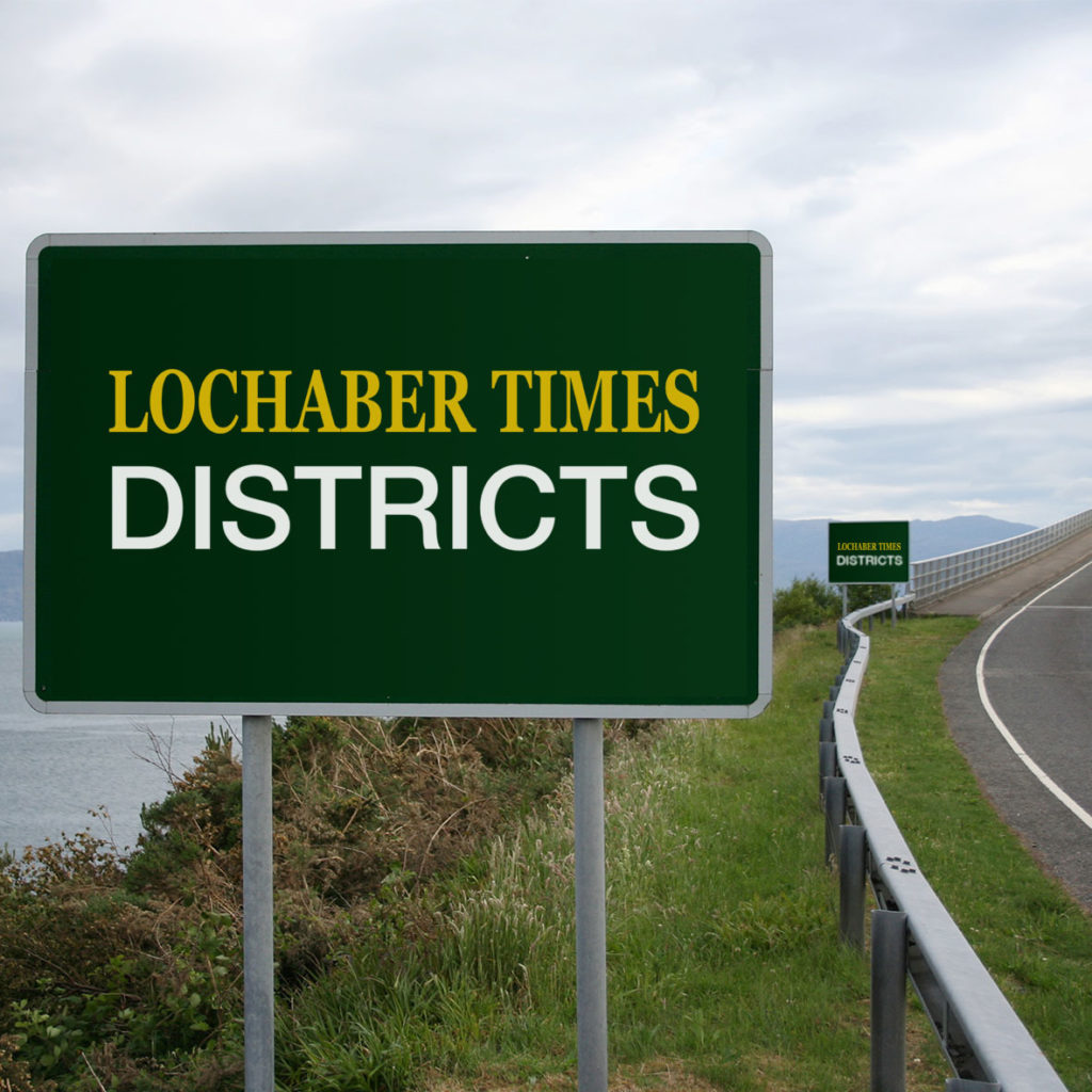 FW Districts logo Lochaber