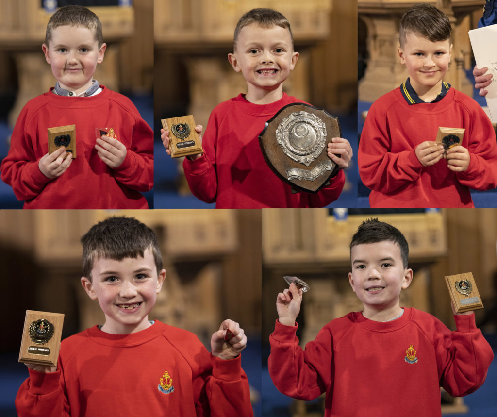 Fort William Boys Brigade company hosts special Covid-secure service