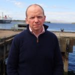 Donald Cameron MSP, pictured, who has written to the Scottish Government urging it to introduce regular and rapid Covid testing for CalMac ferry staff. NO-F46-Donald-Cameron-CalMac-Ferry-scaled.jpg