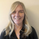 Marion Anderson, who has been appointed as the new project manager. NO F46 MarionAnderson