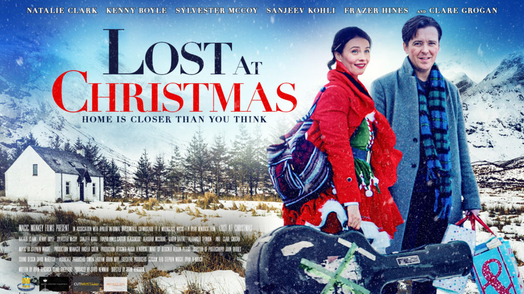NO F48 lost at christmas film