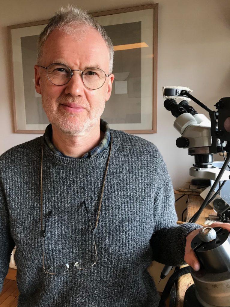 Appreciation: Graham Leishman Stewart- 1955-2020, Silversmith