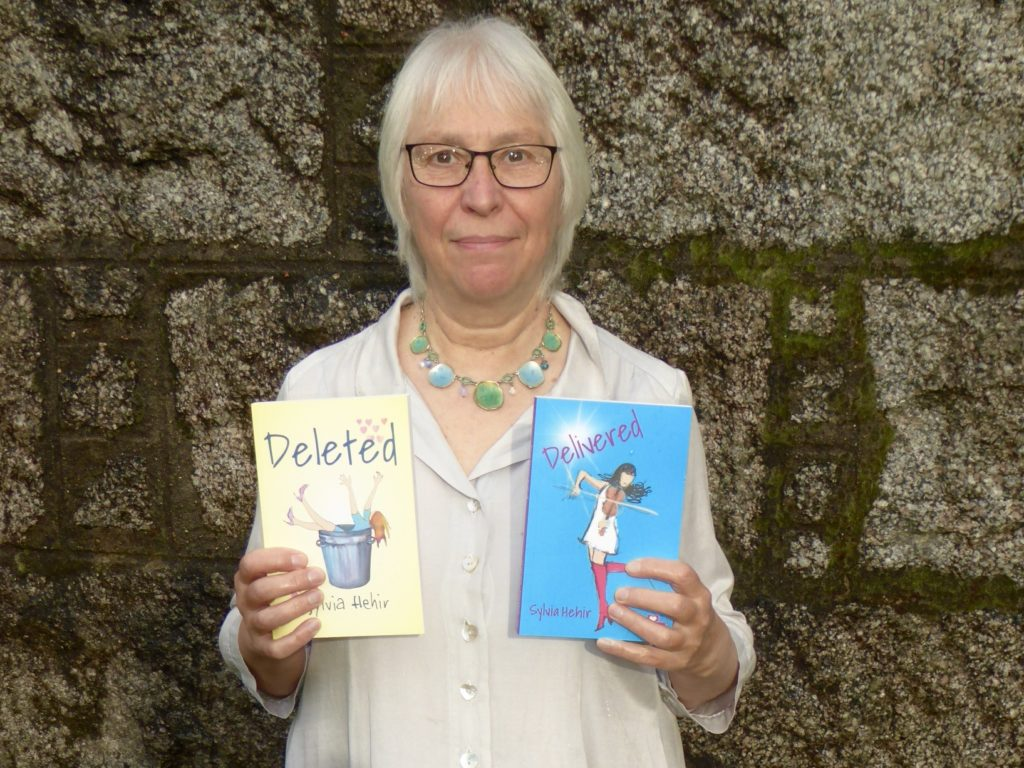 Local author sets teen series in West Highlands