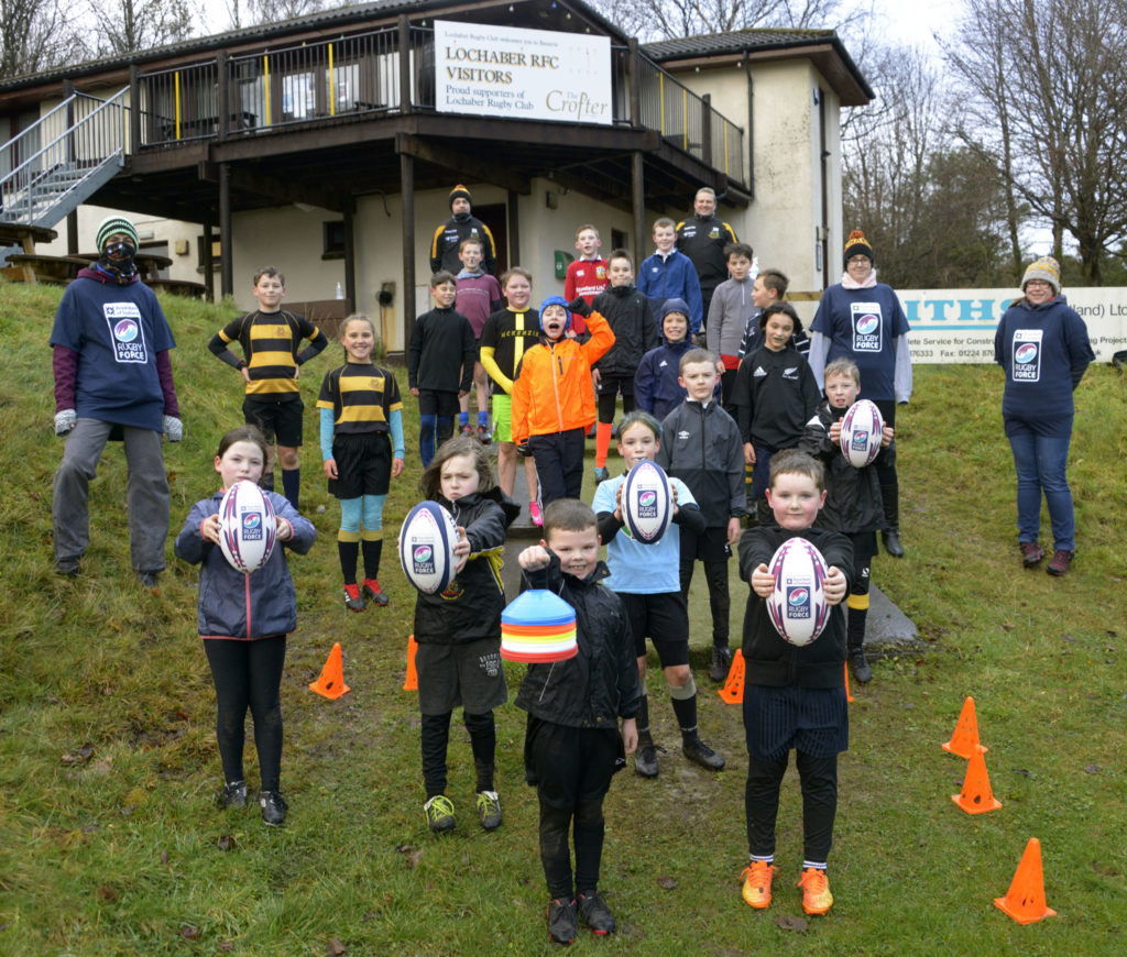 Rugby club aim to bounce back following league cancellation