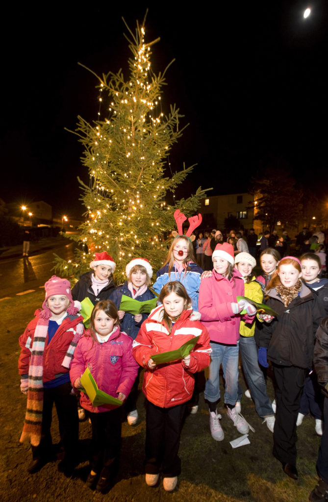 Win a chance to light up Upper Achintore