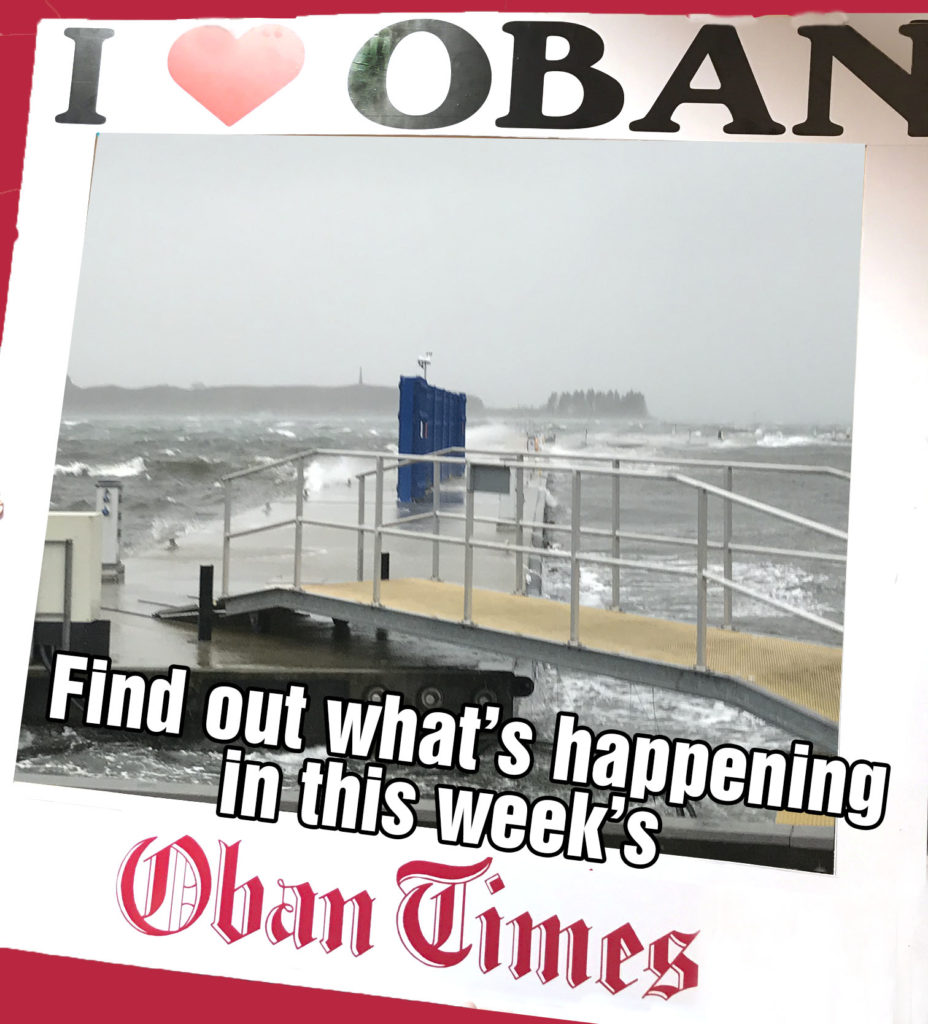What's in This Week's Oban Times 4th November 2020