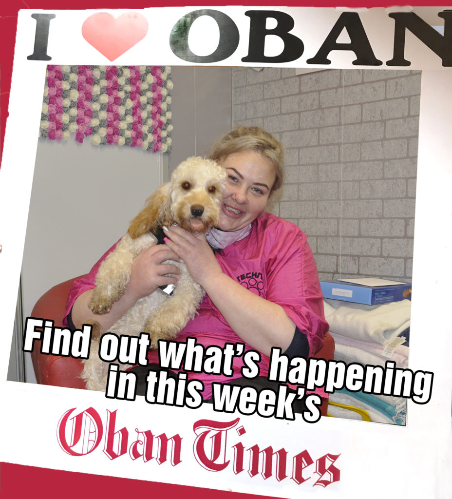 What's in This Week's Oban Times 25th November 2020
