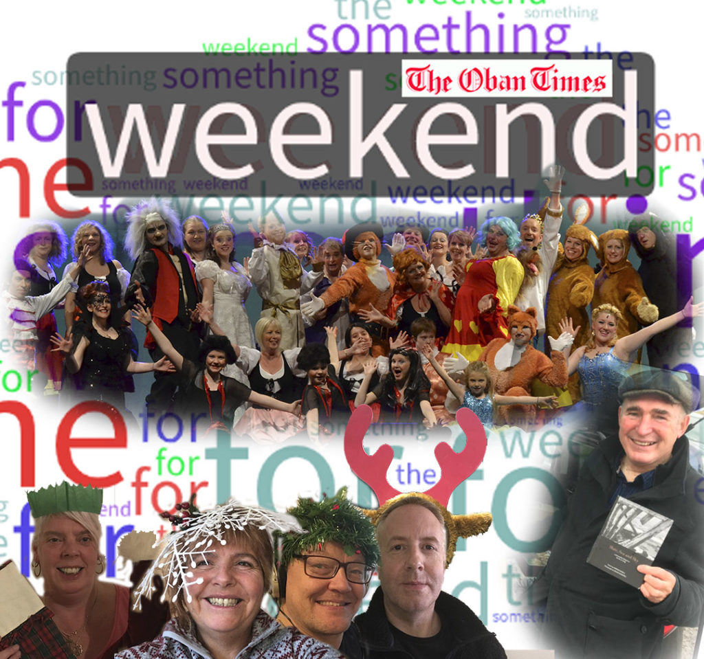 Something for the Weekend 20th November 2020