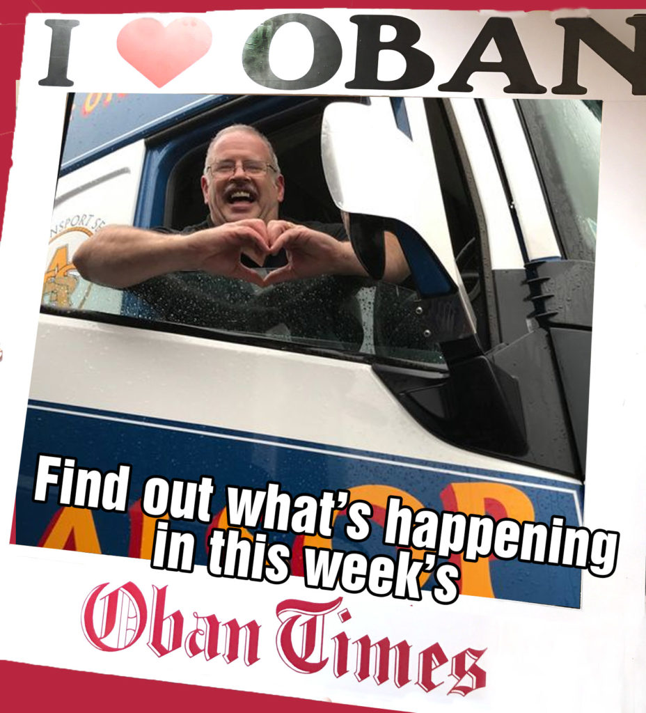 What's in This Week's Oban Times 18th November 2020