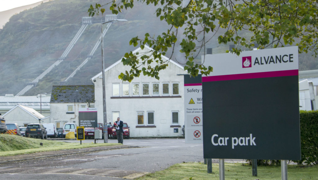 The Alvance British Aluminium smelter at Fort William . Photograph: Iain Ferguson, alba.photos Alvance-smelter01-scaled.jpg
