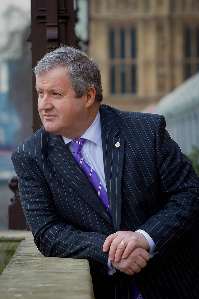 MP for Skye Ian Blackford. NO F15 Ian Blackford leaning