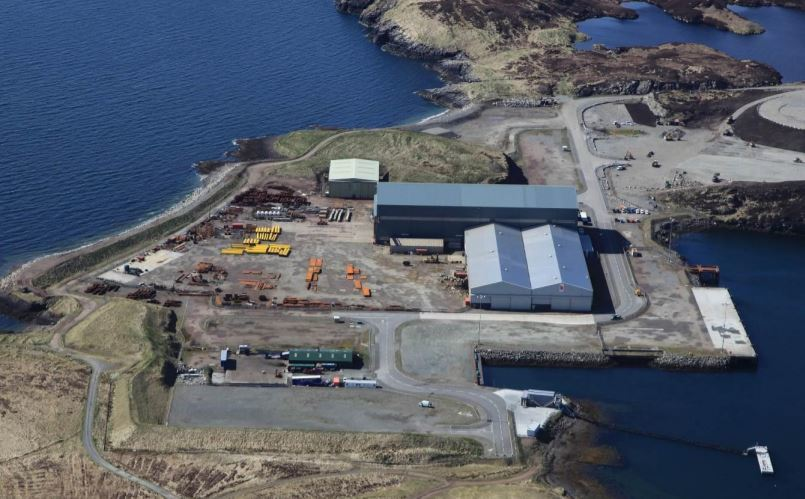 Campaigners call for an end to 'secrecy' after Arnish yard goes into administration