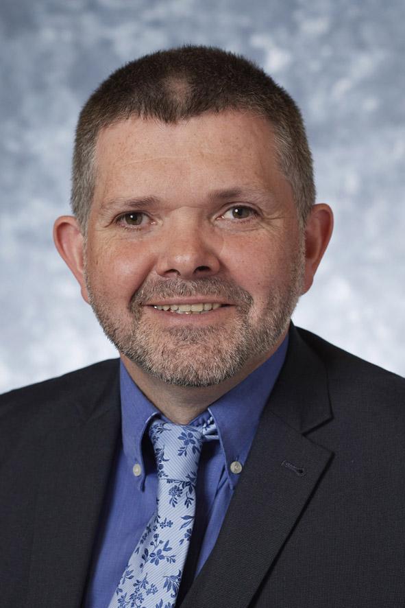 Chair of the Isle of Skye and Raasay Area Committee, Councillor John Gordon. NO-F49-John-Gordon-5cm.jpg