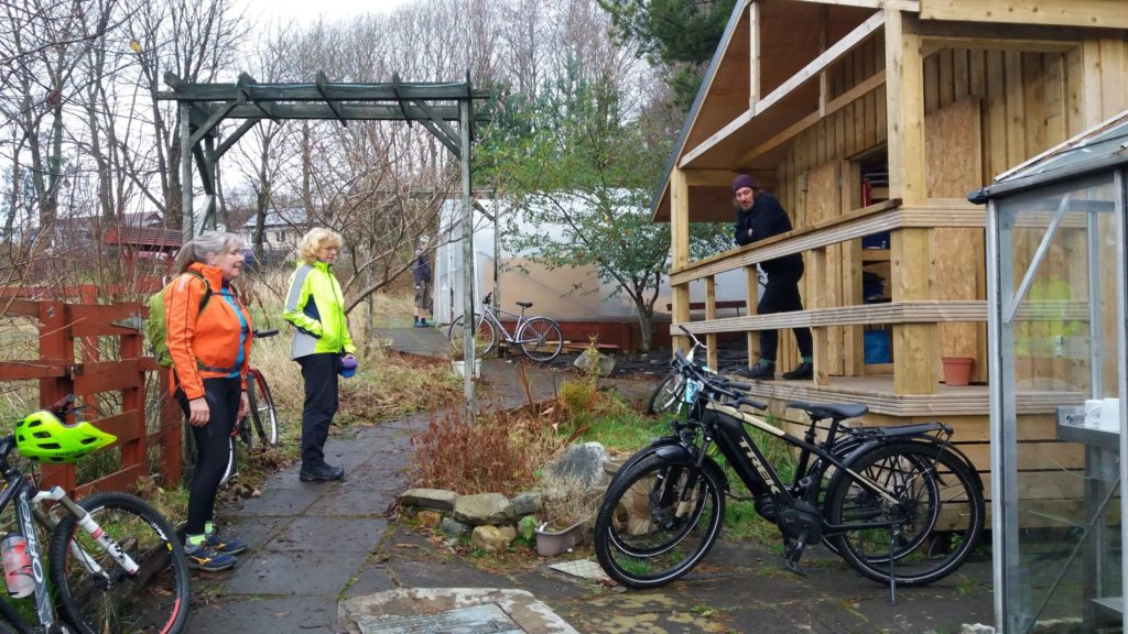 Bike Kitchen cooks up a two-wheeled treat for Lochaber residents