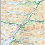 Sites in Lochaber - marked in red - where the disease has now been discovered. NO F50 P.ram sites Lochaber