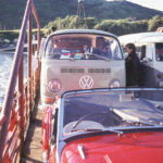 The Strome Ferry on Loch Carron, 1969. Photograph: Am Baile NO F50 Strome Ferry