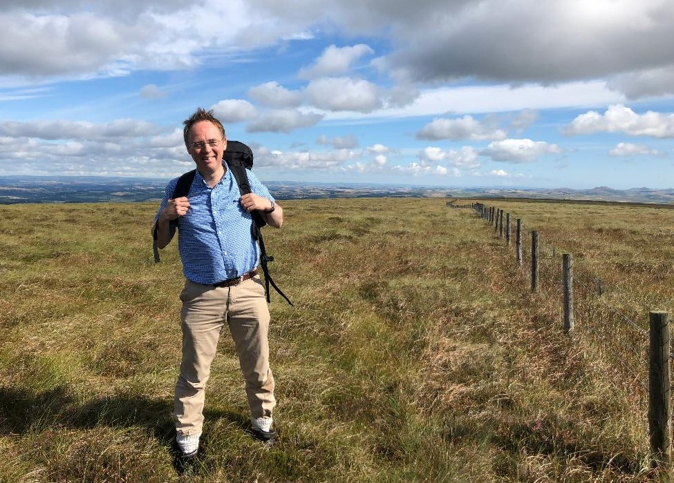 Islands MSP celebrates his Borders roots with new book