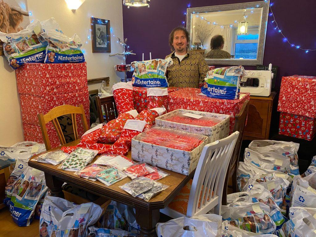 Family business spreads festive cheer on Mull