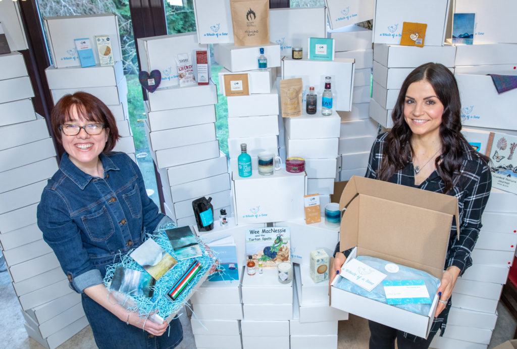 Gift initiative offers recipients A Whale of a Time