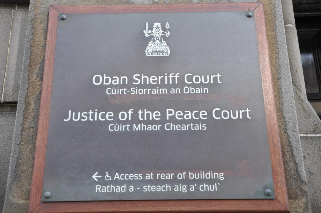 'Disgraceful' behaviour of man at Oban Tesco