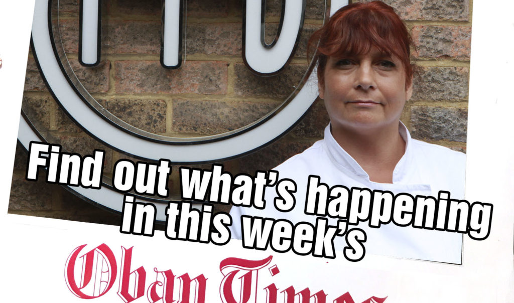 What's in This Week's Oban Times 9th December 2020