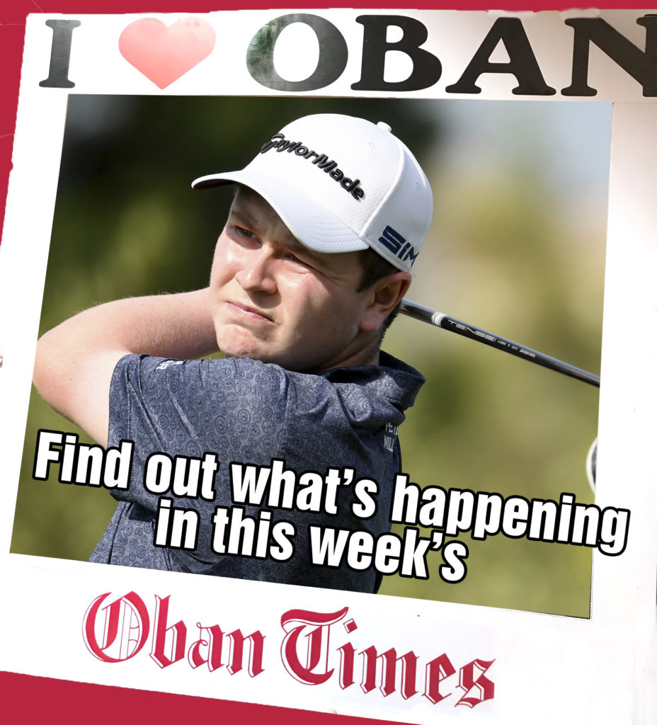 What's in This Week's Oban Times 16th December 2020