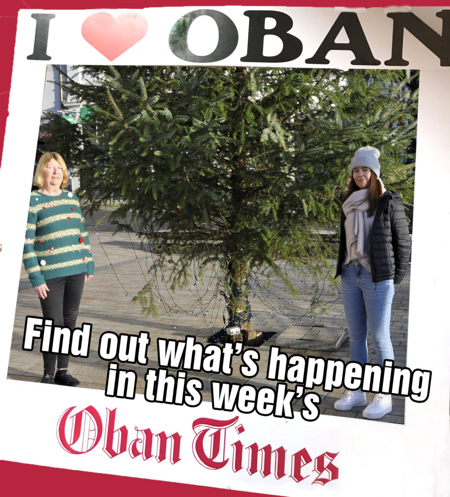 What's in This Week's Oban Times 30th December 2020
