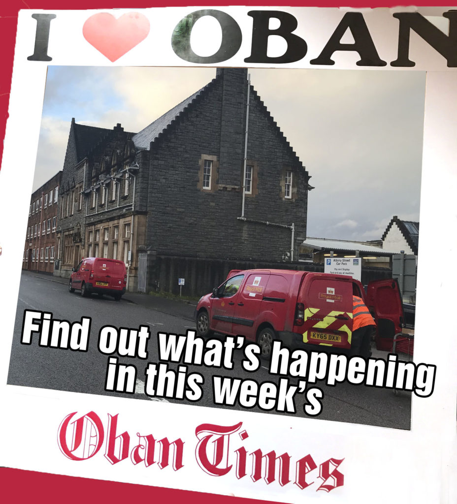 What's in This Week's Oban Times 23rd December 2020