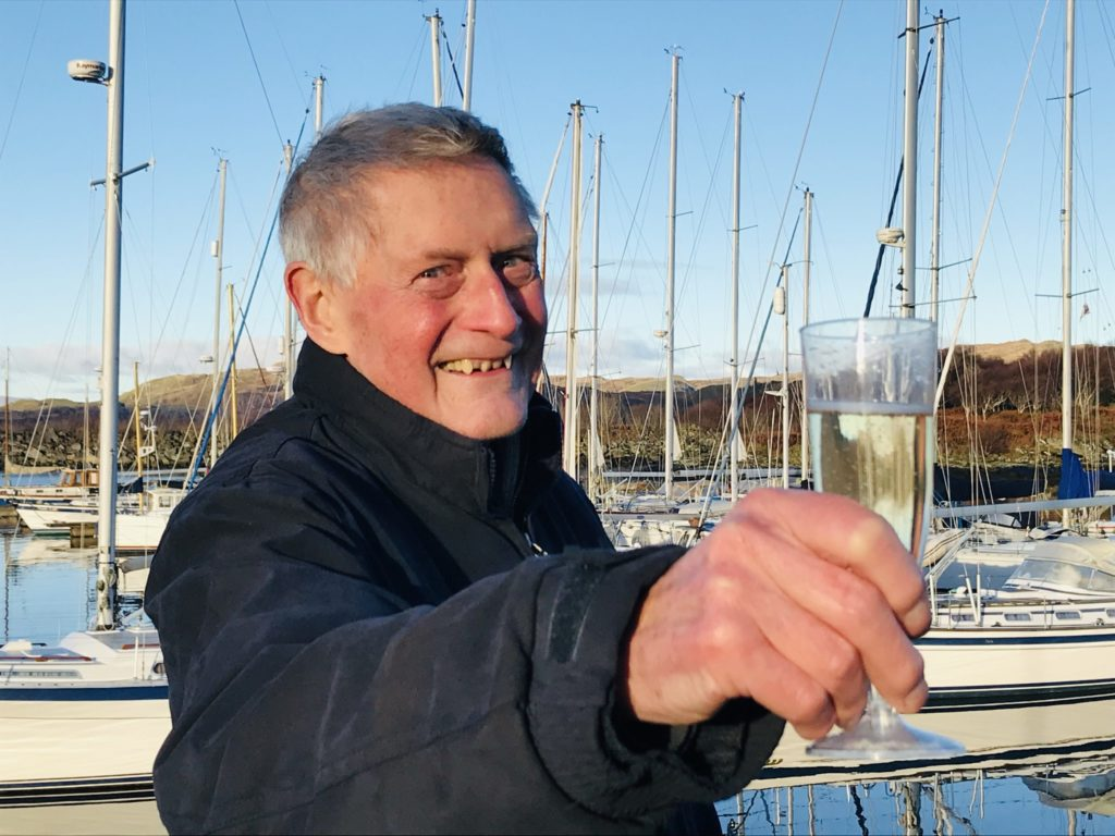 Skipper Duncan anchors down after 31 years
