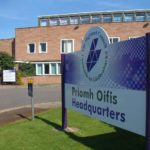 Highland Council headquarters In Inverness. NO F19 council HQ