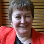 Labour MSP Rhoda Grant raised the issue of the break-ins with police. NO F41 Rhoda-Grant-MSP