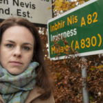 Constituency MSP Kate Forbes has refuted criticism of her survey aimed at prioritising work on A82 blackspots. Photograph: Iain Ferguson, The Write Image. NO-F50-KATE-FORBES-A82-03-scaled.jpg