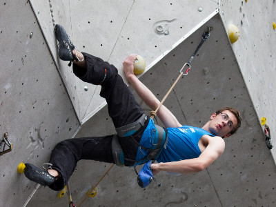 Climbers receive a leg up from UK Sport funding