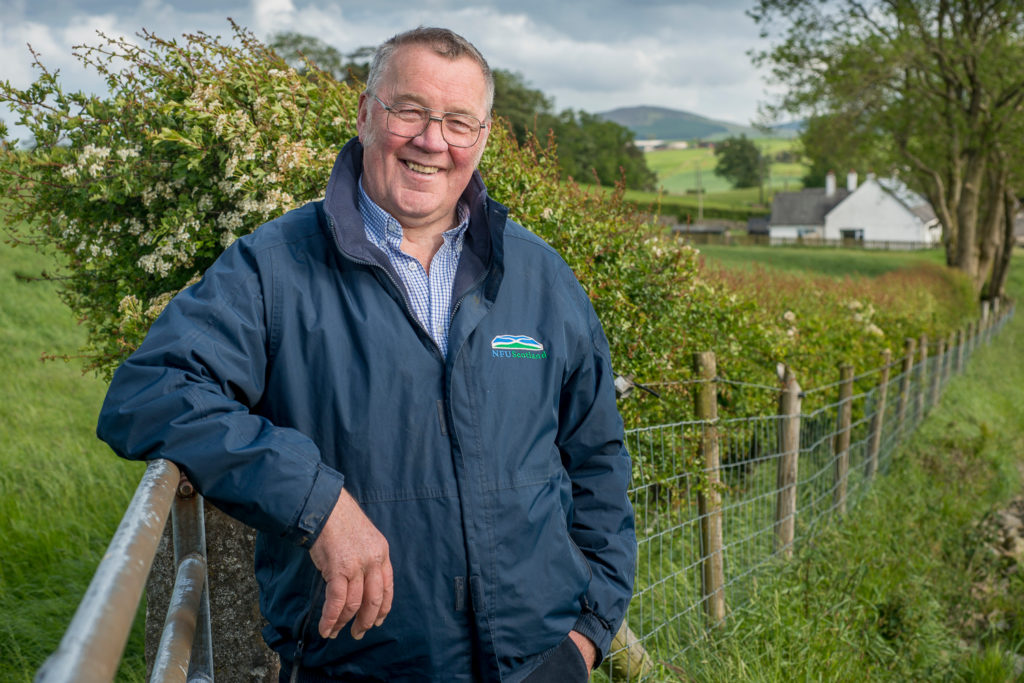 Cards stacked in industry's favour, says NFUS president