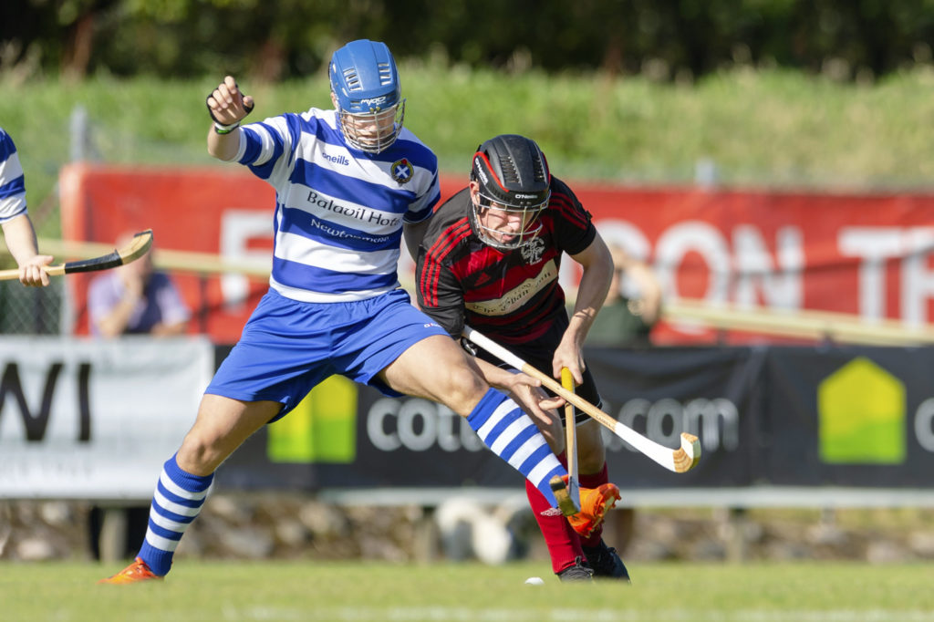Shinty clubs give 100 per cent to 2021 season
