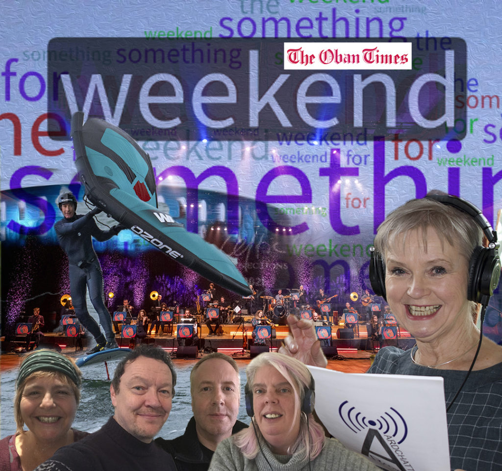 A Something For the Weekend 29th January 2021