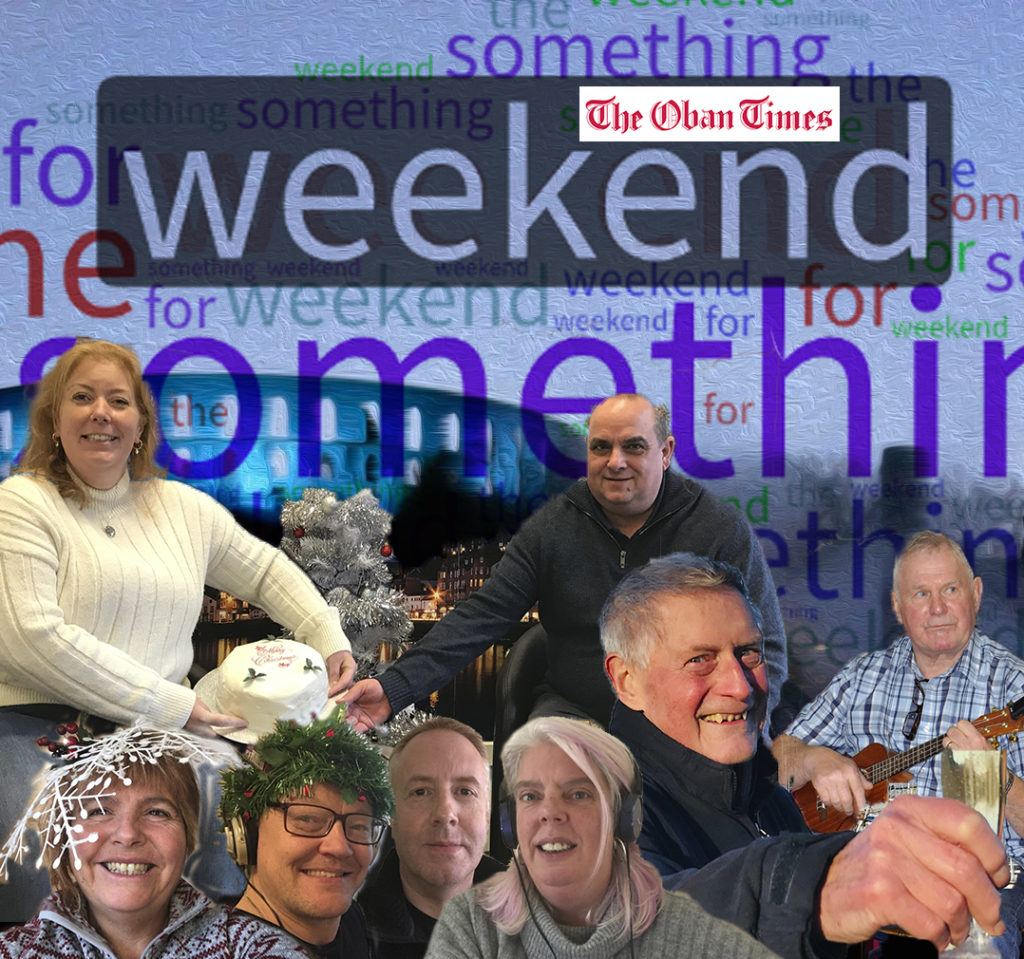 A Something For the Weekend Podcast New Year Special 2021