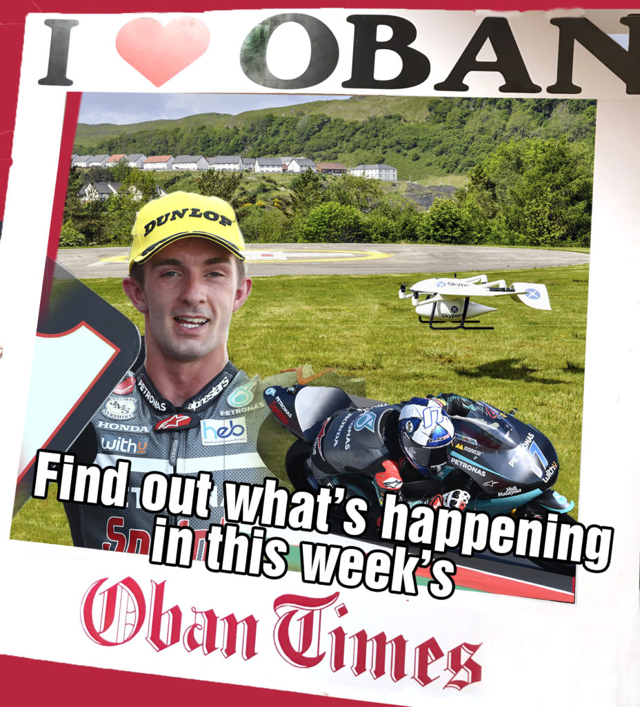 What's in This Week's Oban Times 27th January 2021