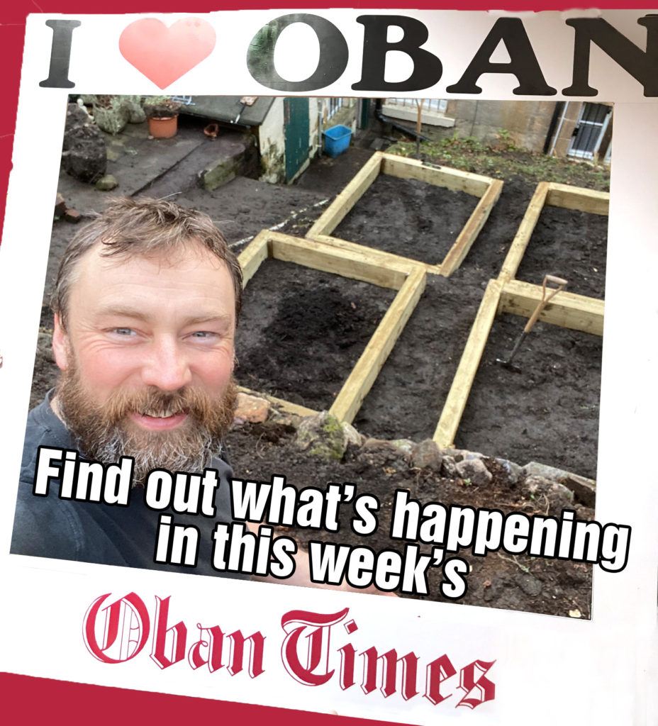 What's in This Week's Oban Times 6th January 2021