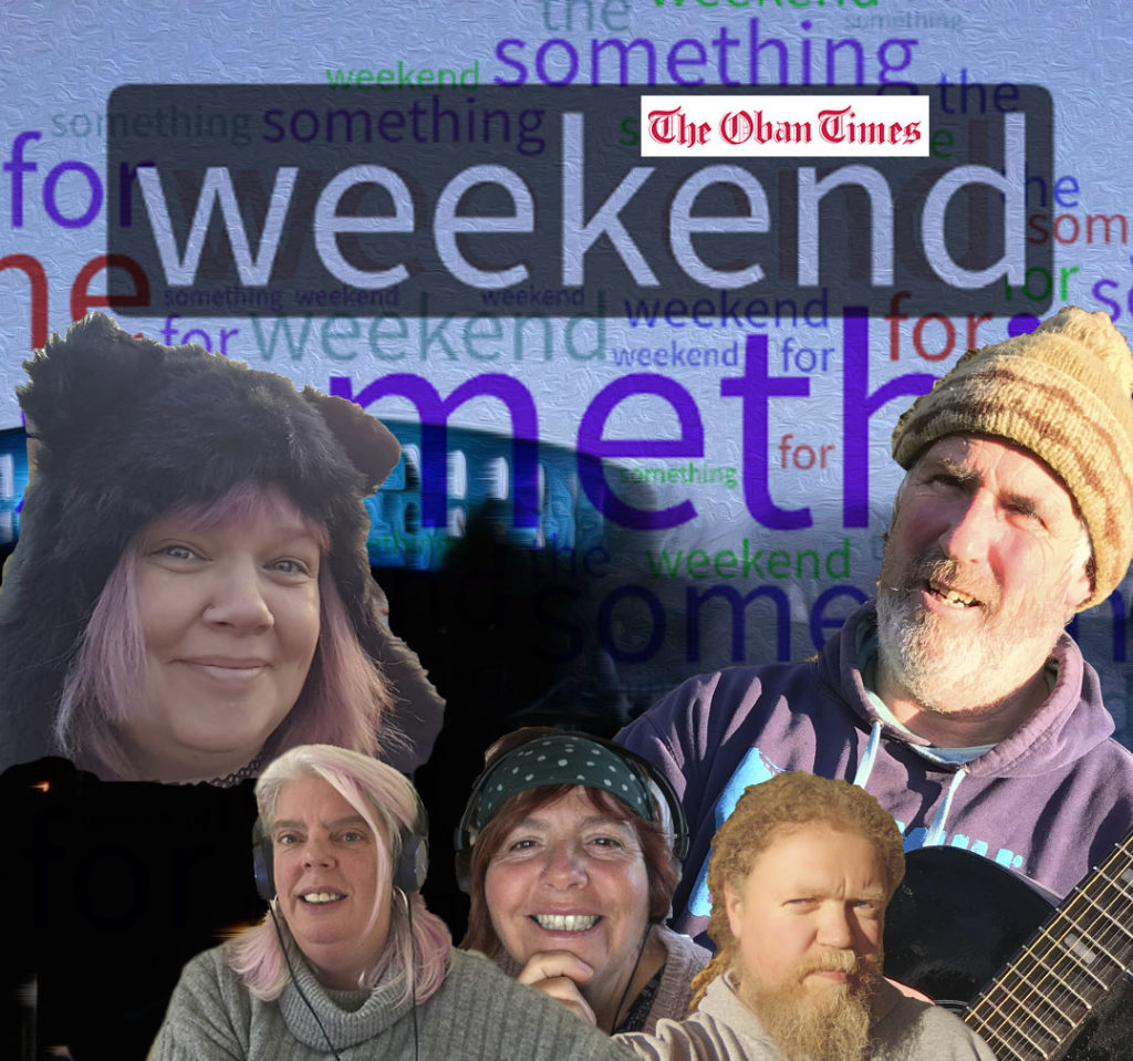 A Something For the Weekend Podcast 8th January 2021