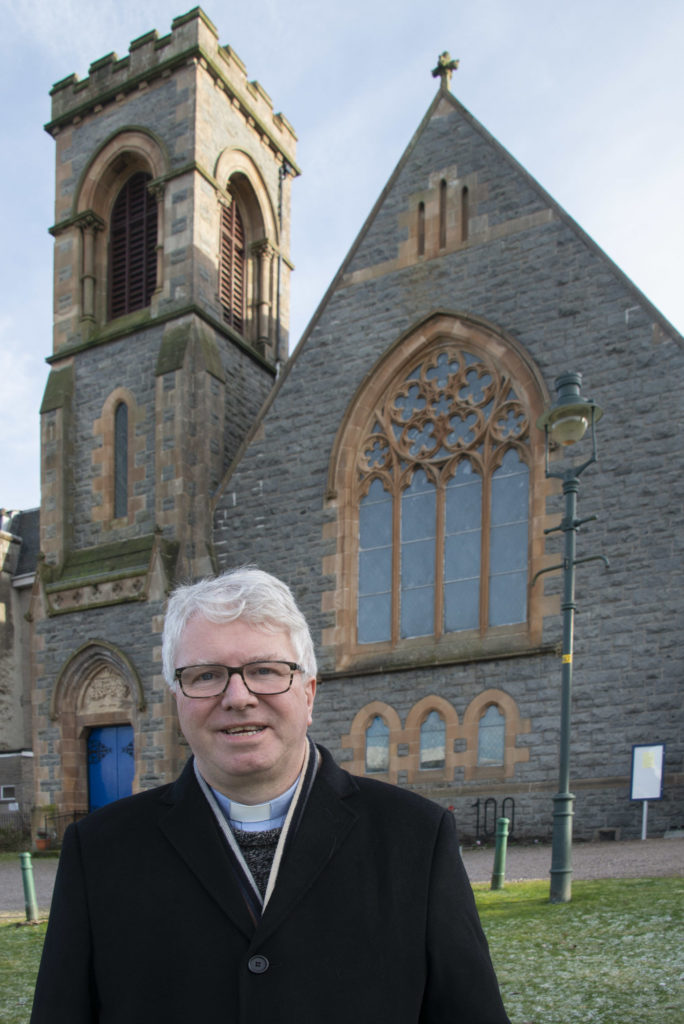 Lochaber churches ring the changes with an eye to the future