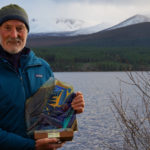 Dave Morris, pictured, is the 13th recipient of the Scottish Award for Excellence in Mountain Culture. Photograph: Dave MacLeod. NO F08 Dave Morris Photo by Dave MacLeod-13