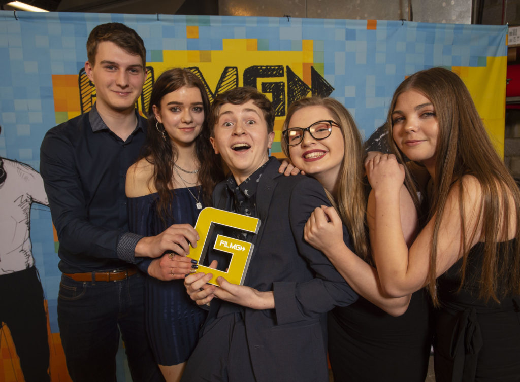 Ardnamurchan High School receives FilmG nominations again