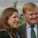 Friends and former colleagues of the late Charles Kennedy , pictured here with his wife, Sarah, told the programme makers of the online abuse he suffered. PICTURE IAIN FERGUSON, THE WRITE IMAGE. NO F09Charles and Sarah 02