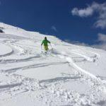 NO F18 Glencoe skiing