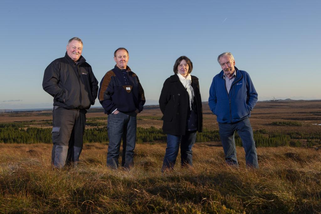Stornoway windfarm auction failure sparks community reaction
