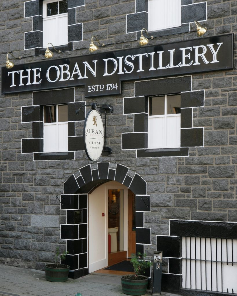 Oban and Islay distilleries win gold