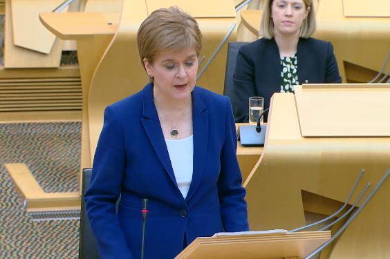 Lockdown longer, some pupils back but Easter off – First Minister