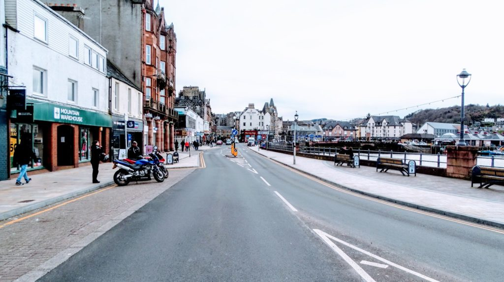 Oban to miss out on Easter tourism